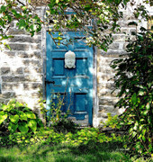 jcass 02 Blue Door